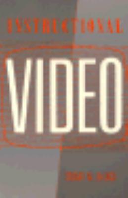 Instructional Video 9780240800226