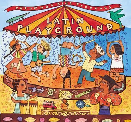 Latin Playground 0790248020129