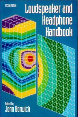 Loudspeaker and Headphone Handbook 9780240513713