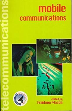 Mobile Communications 9780240514581