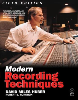 Modern Recording Techniques 9780240804569