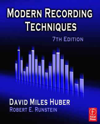 Modern Recording Techniques 9780240810690
