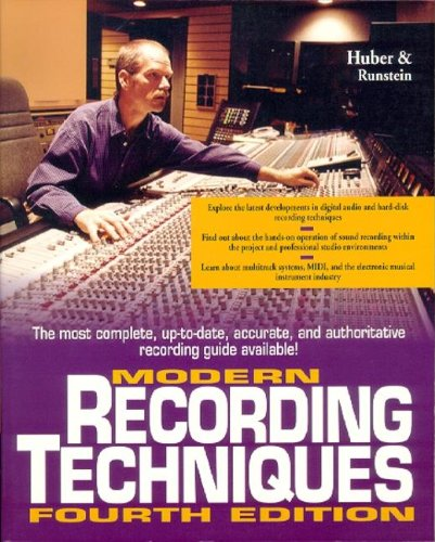 Modern Recording Techniques 9780240803081