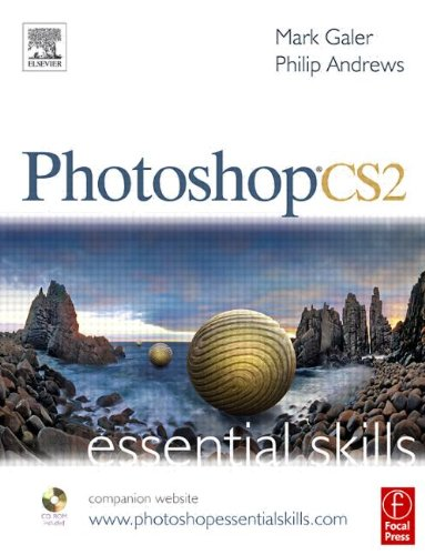 Photoshop CS2 Essential Skills [With CDROM] 9780240520001