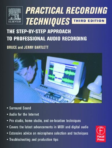 Practical Recording Techniques 9780240804736