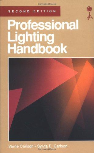 Professional Lighting Handbook 9780240800202
