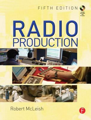 Radio Production [With CDROM] 9780240519722