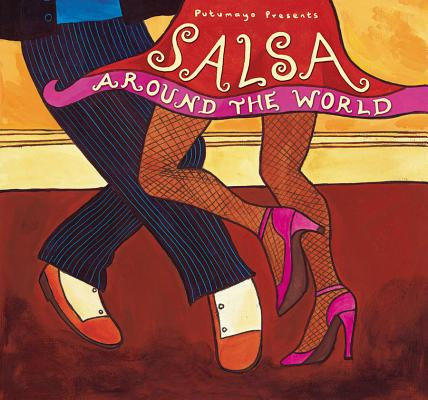 Salsa Around the World 0790248021324
