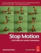 Stop Motion: Craft Skills for Model Animation 9780240520551