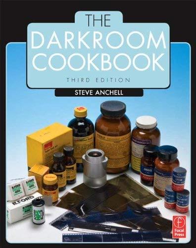 The Darkroom Cookbook 9780240810553