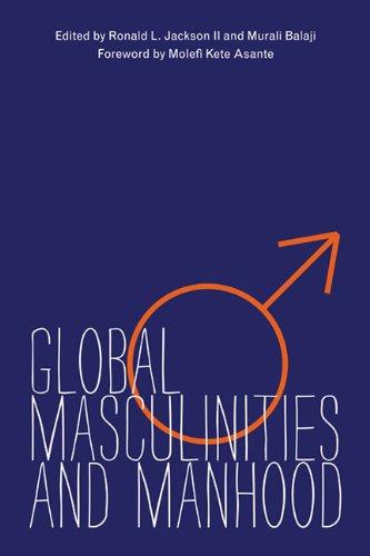 Global Masculinities and Manhood 9780252036514