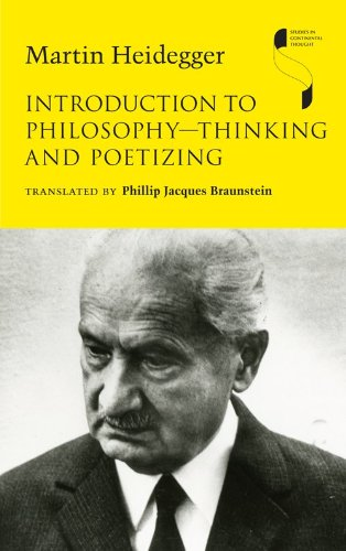 Introduction to Philosophy - Thinking and Poetizing 9780253355911