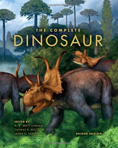 The Complete Dinosaur, Second Edition 9780253357014