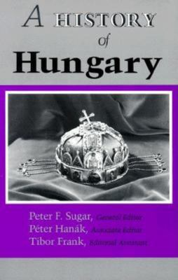 A History of Hungary 9780253208675