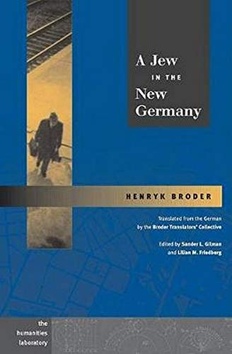 A Jew in the New Germany 9780252028564