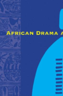 African Drama and Performance 9780253217011