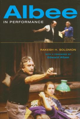 Albee in Performance 9780253222053