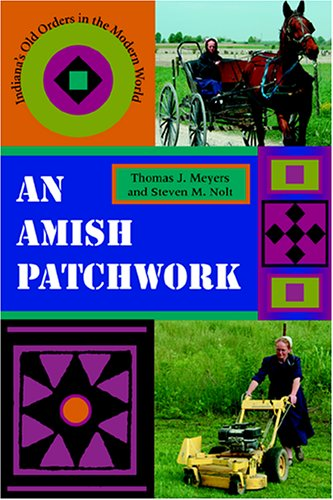 An Amish Patchwork: Indiana's Old Orders in the Modern World 9780253217554