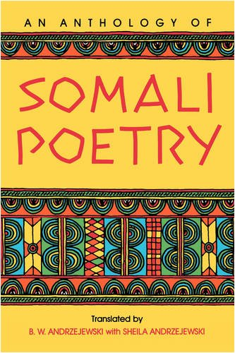 An Anthology of Somali Poetry 9780253304636