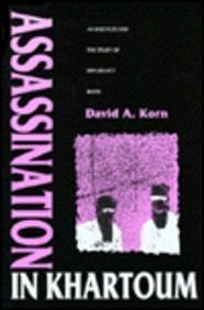 Assassination in Khartoum: An Institute for the Study of Diplomacy Book 9780253332028