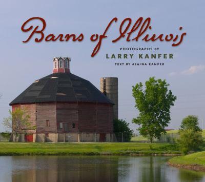 Barns of Illinois 9780252032745