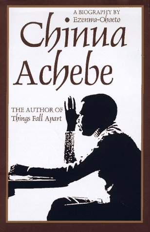 Chinua Achebe: A Biography 9780253333421