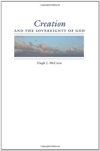 Creation and the Sovereignty of God 9780253357144