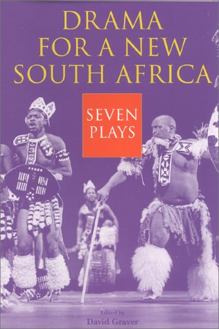 Drama for a New South Africa: Seven Plays 9780253213266