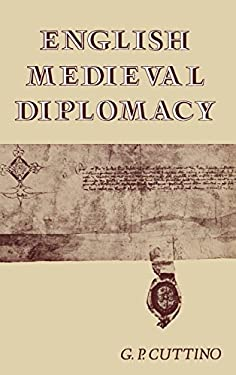 English Medieval Diplomacy 9780253319548
