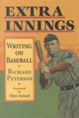Extra Innings: Writing on Baseball 9780252069604