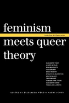 Feminism Meets Queer Theory 9780253211187