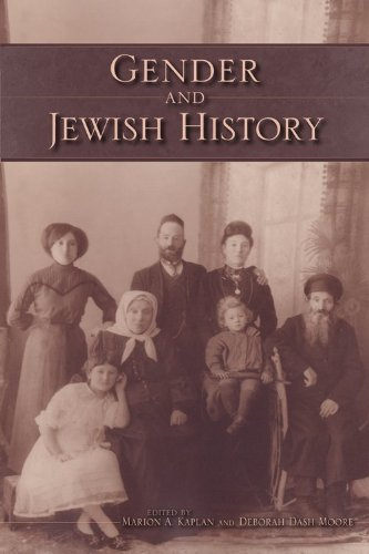 Gender and Jewish History 9780253222633