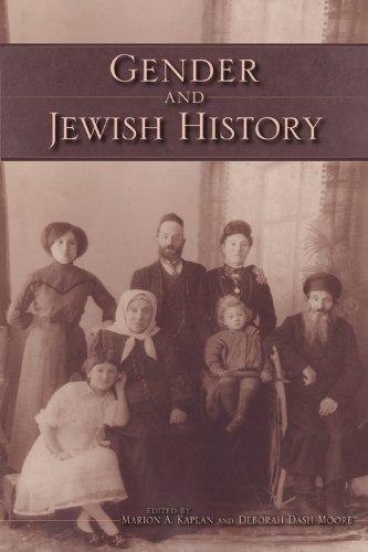 Gender and Jewish History 9780253222633