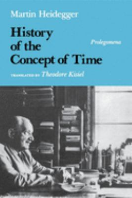History of the Concept of Time: Prolegomena 9780253207173
