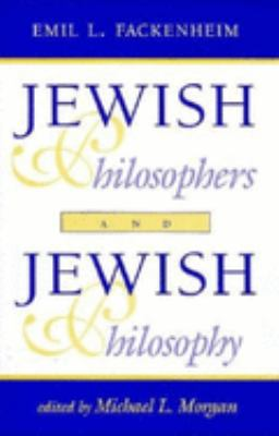Jewish Philosophers and Jewish Philosophy 9780253330628