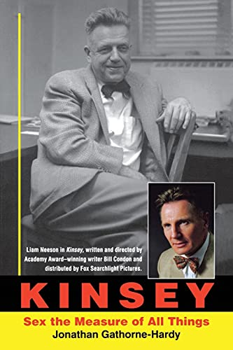 Kinsey: Sex the Measure of All Things 9780253217264