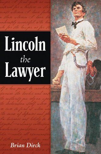 Lincoln the Lawyer 9780252031816