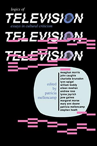 Logics of Television 9780253205827