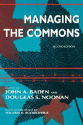 Managing the Commons, Second Edition 9780253211538