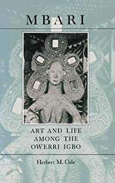 Mbari: Art and the Life Among the Owerri Igbo 9780253303974