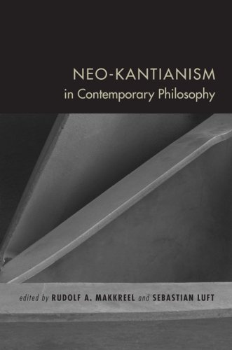 Neo-Kantianism in Contemporary Philosophy 9780253221445