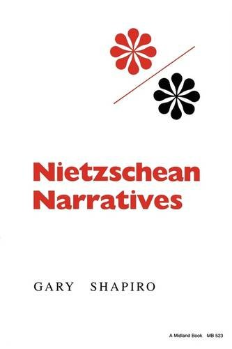Nietzschean Narratives 9780253205230