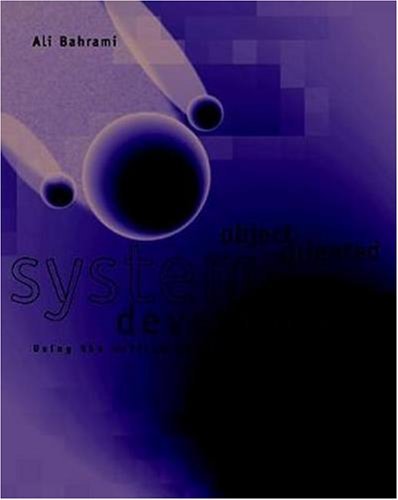 Object Oriented Systems Development 9780256253481