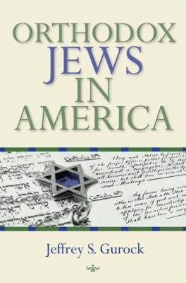 Orthodox Jews in America 9780253220608