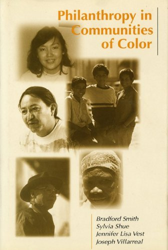 Philanthropy in Communities of Color 9780253334930