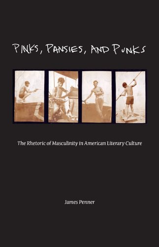 Pinks, Pansies, and Punks: The Rhetoric of Masculinity in American Literary Culture 9780253222510