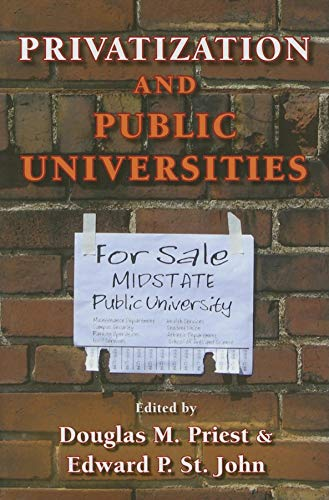Privatization and Public Universities 9780253347350