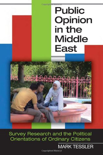 Public Opinion in the Middle East: Survey Research and the Political Orientations of Ordinary Citizens 9780253223159