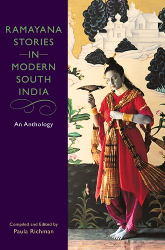 Ramayana Stories in Modern South India: An Anthology 9780253219534