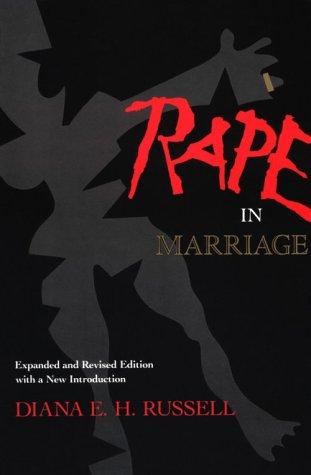 Rape in Marraige 9780253205636